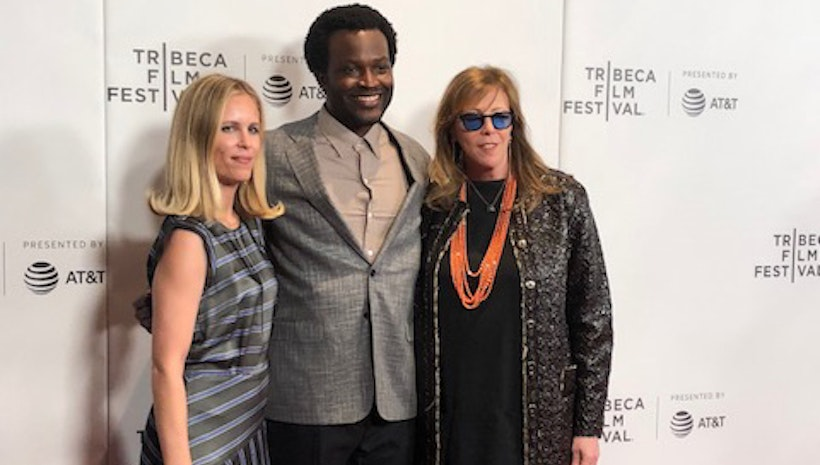 "AT & T Presents the World Premiere of ""Nigerian Prince at The Tribeca Film Festival"