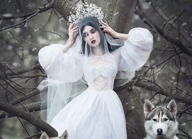 This Russian Photographer Takes Enchanting Photos That Bring Our Fairy Tales To Life. Stunning!