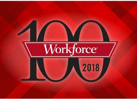 #4 for HR Worldwide by Workforce!