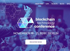 Any blockchain aficionados interested in giving a talk?