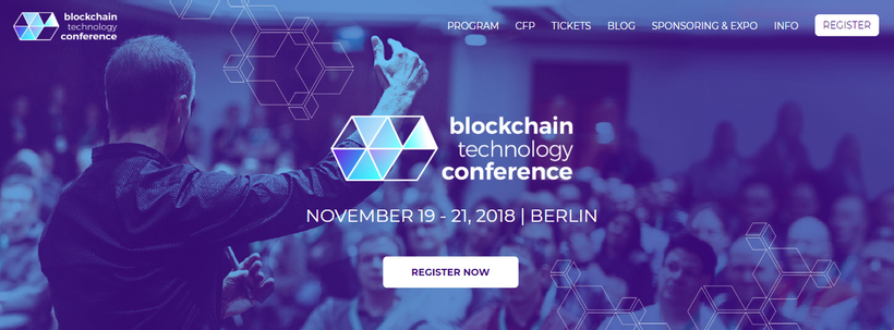Any blockchain aficionados interested in giving a talk?