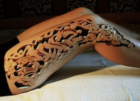 You Will Not Believe What This Girl Did To Her Leg. Incredible!