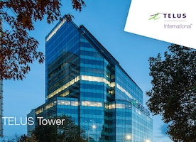 TELUS Tower: A New and Innovative Place to Work in Sofia