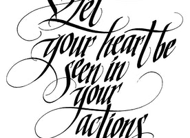 Let Your Heart Be Seen