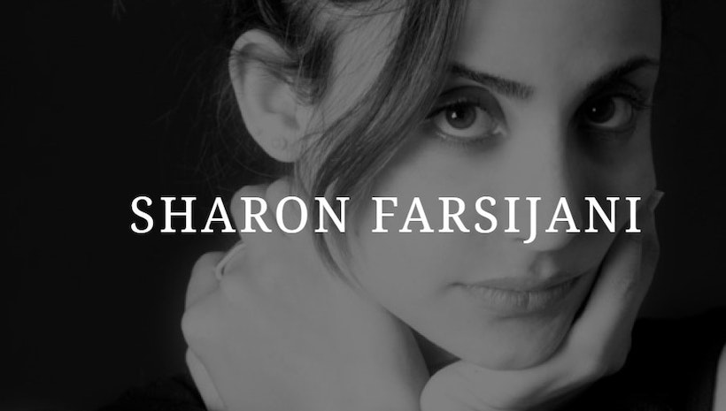 #ThoughtfulThursdays: A conversation with Sharon Farsijani