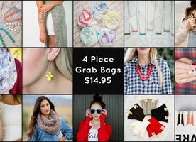 Fun Fashion Accessories Grab Bags - $80 Worth of Product for Just $14 + GET FREE Shipping! - MyStyleSpot