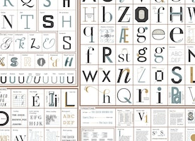 A Handy Cheat Sheet For Understanding Typographical Anatomy