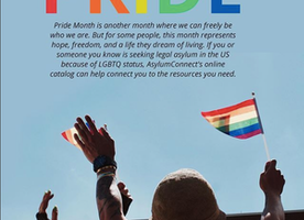 #MyDream is to create the first online resource catalog for LGBTQ asylum seekers