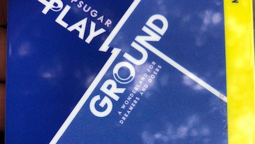 Kate Hudson, Mindy Kaling, Yara Shahidi and more at POPSUGAR Play/Ground
