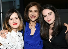 Sisters in arms: The Maranos talk gender equality