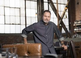 Architect Christopher Mercier of (fer) studio, Builds Outside The Box