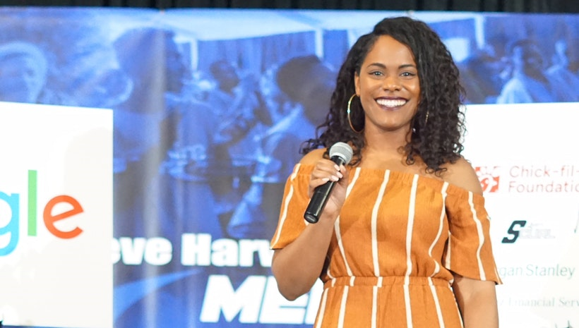 "Google Screens ""GODCOMPLX"" at the 2018 ABFF and Promotes Tech at Steve Harvey's Mentoring Camp"