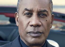 "Mogul Interviews: Joe Morton. Joe Played Eli Pope in ABC's ""Scandal."" In the Fall, See Him in CBS' ""God Friended Me."""