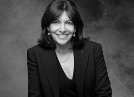 #IAmAMogul Because I Am Encouraging Women To Take A Stand and Pursue Leadership Positions, By Mayor Anne Hidalgo