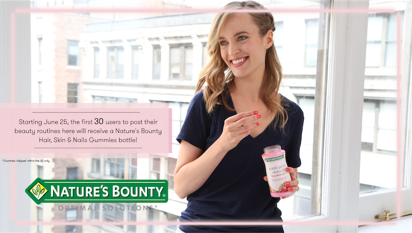 Mogul & Nature's Bounty Invite You to Enter Special Contest Celebrating #MyBeautyRoutine