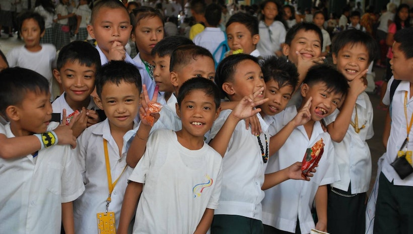 Children Incorporated Teams Up with Kind Traveler to Empower Travelers to Help Children in Need