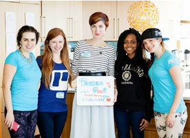 How #SheHacksNYC Empowers Women to Startup