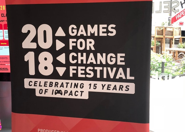15th Annual Games For Change Festival Kicks Off With Special Proclamation From NYV Mayor Bill De Blasio