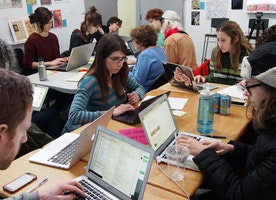 A Feminist Edit-a-Thon Seeks to Reshape Wikipedia - The New Yorker