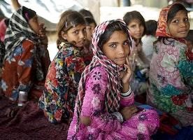 50 Heartwarming Photos Of Girls Going To School Around The World!