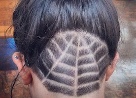 10 Nape Undercuts That Will Make You Want One