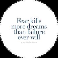 Fear vs. Self- Confidence