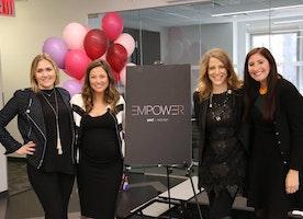 Life at Yext   Empower: Recruit, Inspire and Advance Women at Yext
