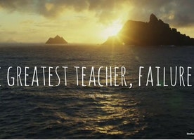 Failure: A Blessing Not A Curse