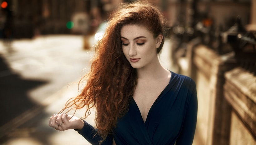 Theoretical Physicist turned influencer turned actress – Amber Doig-Thorne talks about how she earned her success