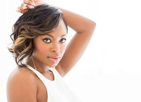 #IAmAMogul Because I See My Future, and Work Extremely Hard to Get There, By Naturi Naughton