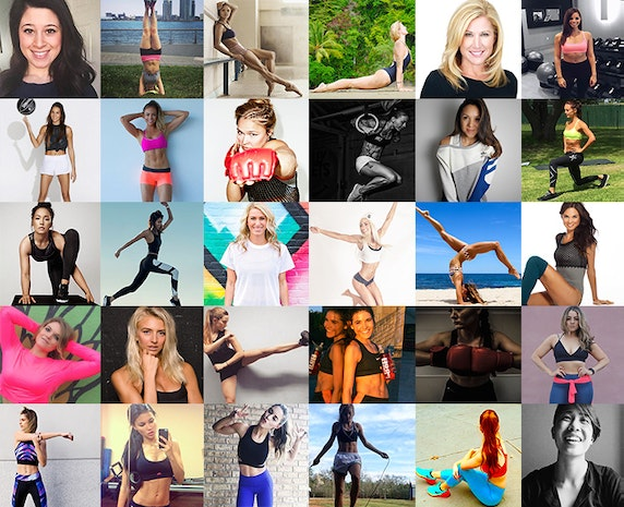 Mogul Announces the Top 30 Fitness Stars of 2016