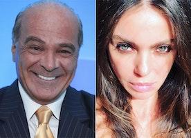 Luciana Gimenez e trocada por Simone Abdelnour, depois de ter destruido casamento de Jerry Hall e Mariana Papa