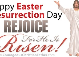Easter is Christian
