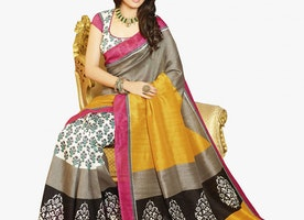 Why You Should Buy Bhagalpuri Silk Sarees?