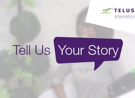 Tell Us Your Story Feature: Ria Goncena's Career Goals