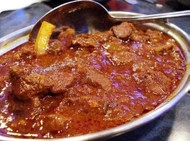 Goan Goat Curry Cooked with Passion by Binoy Nazareth