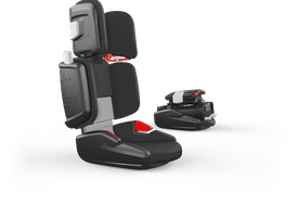 Worlds Smallest High Back Booster Seat Launches On Indiegogo