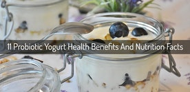 11 Benefits of Yogurt and Nutrition Value