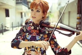 #IAmAMogul: Happiness Takes Work, By Lindsey Stirling