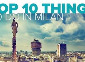 TOP 10 Must-Do Activities in Milan (Infographic)