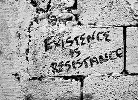 Defiance My Life Is Resistance