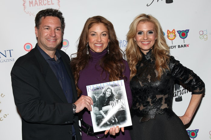 Resident Magazine Celebrated March 2016 Cover Girl Dylan Lauren with a Sweet Cover Party at Dylan's Candy Bar in Union Square