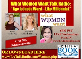 Join Me on What Women Want Talk Radio This Wednesday