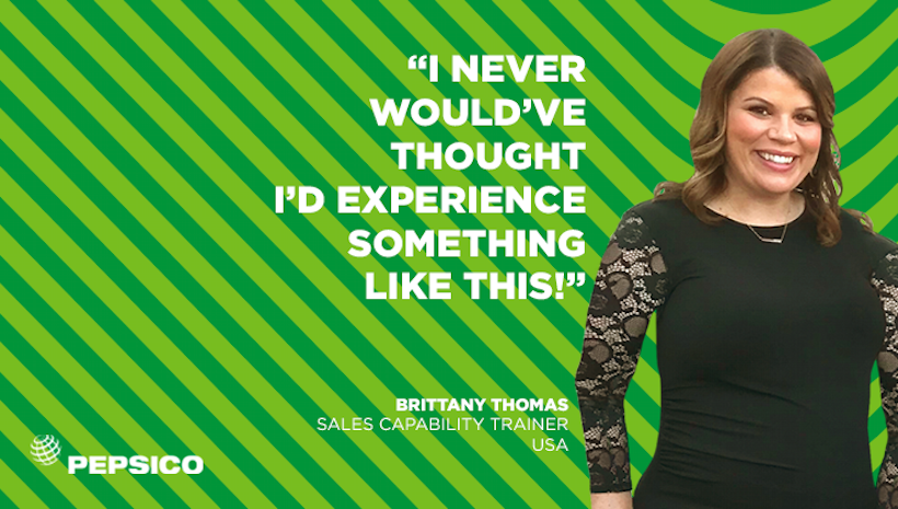 Your Desire to Build Relationships Meets Our High-profile Partnerships: Meet Brittany Thomas