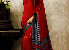 The Trend of Georgette Sarees for That Special Party Look