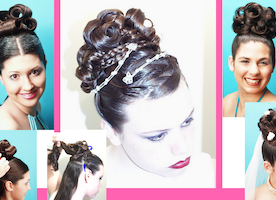 Learn how to do these Updos!