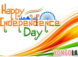 Happy Independence Day! India