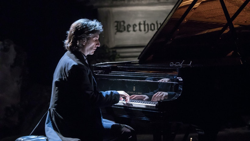 Beethoven Saved by Art and Contextualized by Hershey Felder