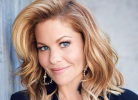 Actress Candace Cameron Bure Talks About Her New Children's Book