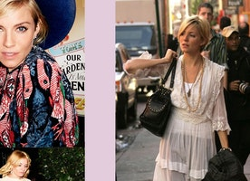 STYLE CHARMER: Build a Perfect Spring Wardrobe with Sienna Miller
